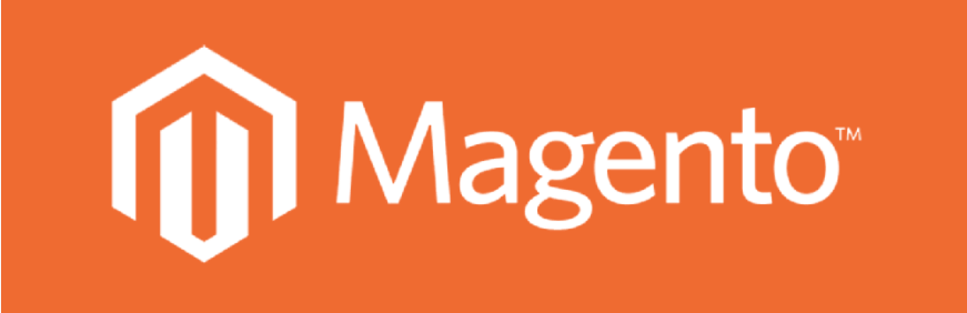 Logo for the Magento Ecommerce CMS