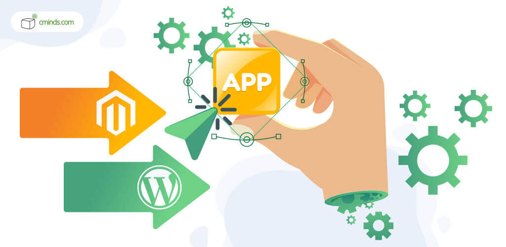 Should I Integrate My WP or Magento Site with an App?