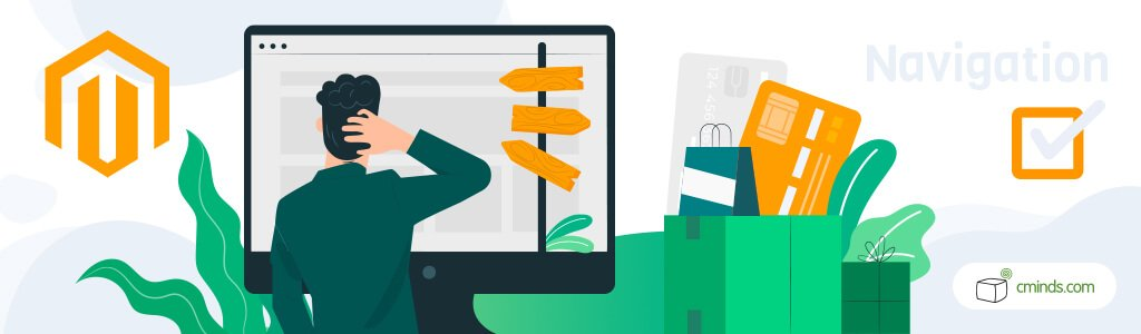 Navigation in Magento UX - 5 Tips To Improve Magento User Experience   eCommerce UX