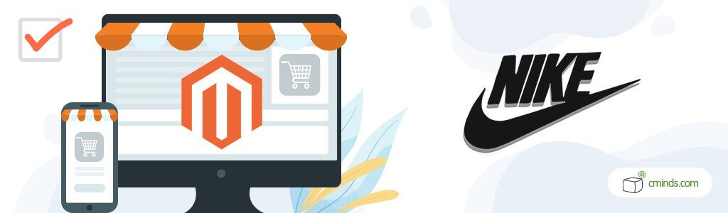 Nike - Who is Using Magento… and Why You Should, Too