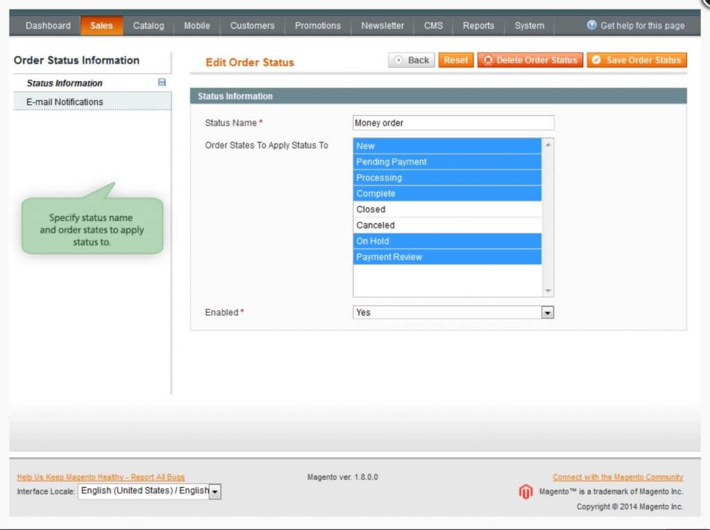 Magento Order Status Extension from Amasty - Top 3 Extensions to Manage Orders Efficiently in Magento in 2020