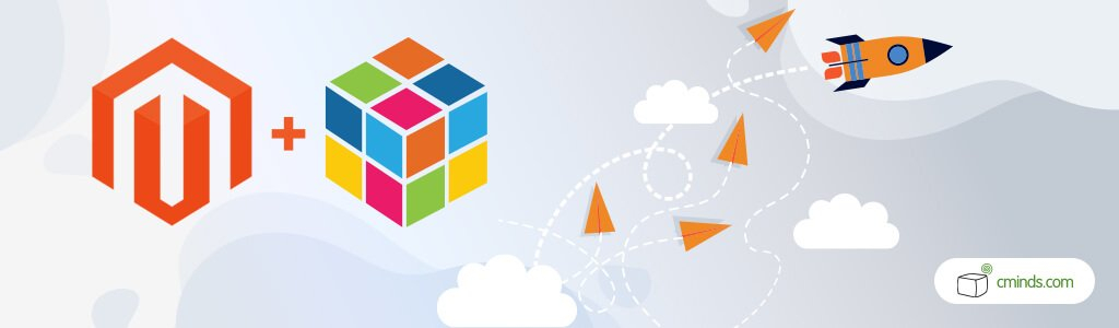 Rubik's Cube - Magento: Customer Sites Highlights
