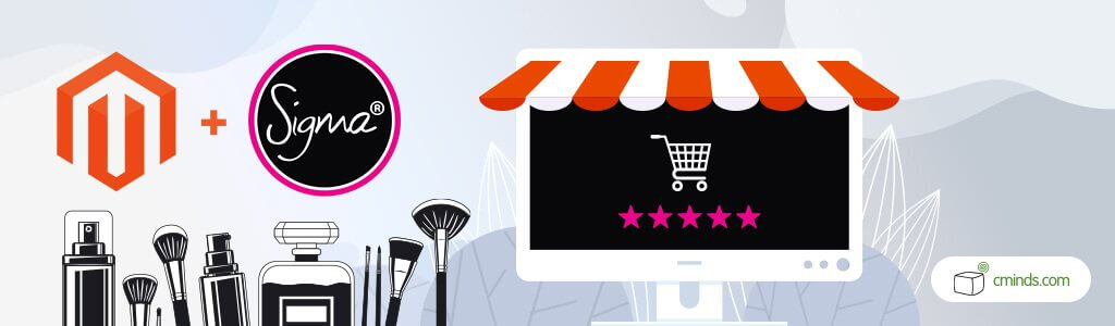 Sigma Beauty - Magento: Customer Sites Highlights