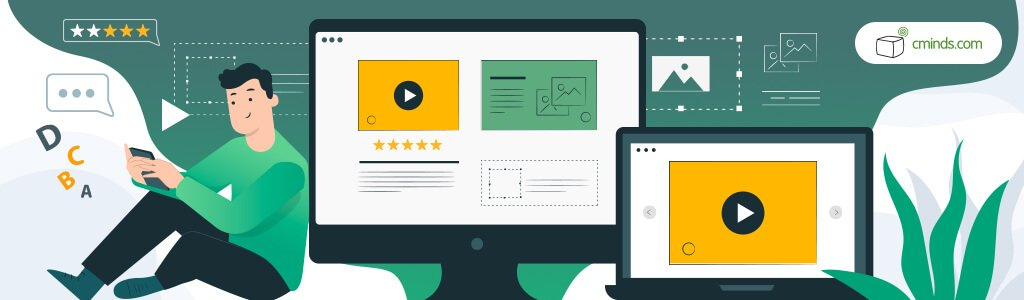 Use Engaging Visuals - 4 Surefire Ways to Improve your Ecommerce Product Pages in 2020