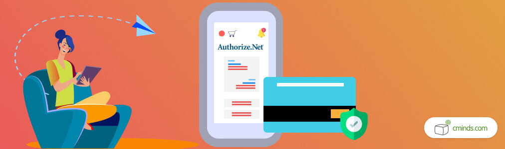 Authorize.net - 6 Payment Gateways for Magento You Should Consider - 6 Payment Gateways for Magento You Should Consider