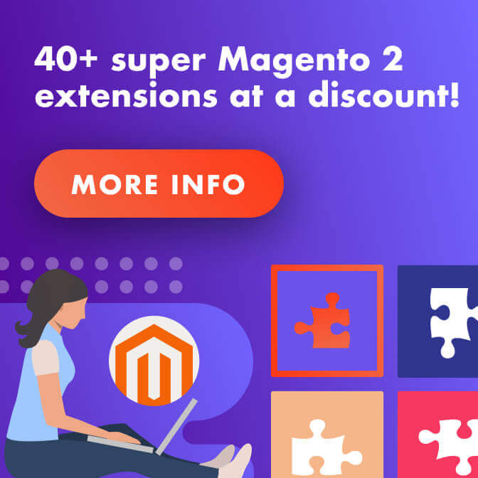 Magento 2 all access pack banner