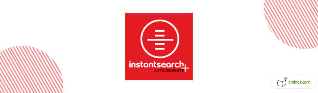 Instasearch - 6 Best Magento Ecommerce Search Extensions