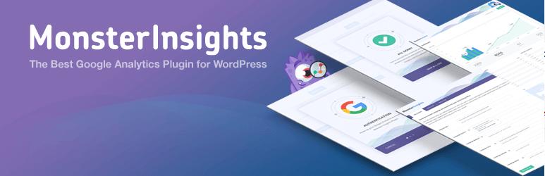 Logo for the MonsterInsight Google Analytics plugin for WordPress