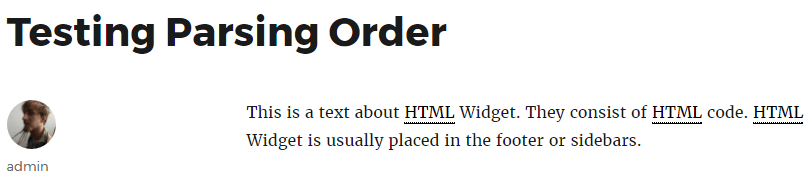 ParsingOrderWPTooltip - Overview of the Glossary eCommerce Plugin For WordPress