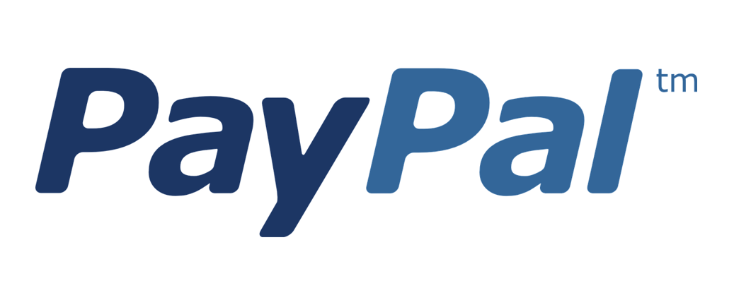 Image for the brand logo for PayPal, a compatible Magento payment gateway