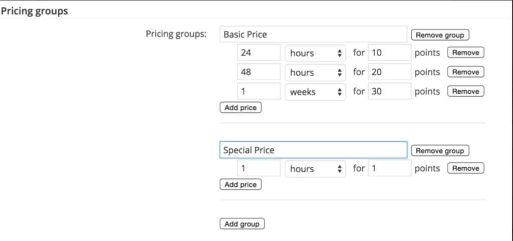 WordPress Pay Per Post plugin