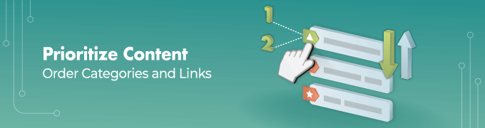Prioritize-Content - Curated List WordPress Plugin Slider