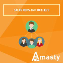 Amasty Sales Reps and Dealers - Top 4 Magento Sales Rep Management Extensions in 2020