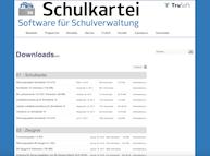 Shulkartei TruSoft Software