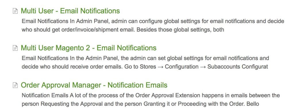 Don't Be a Spammer screenshot - Email Notification Tips - Follow These 5 Best Practices for Email Notifications