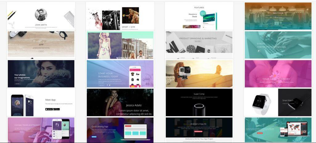Themify Page Builder - 5 Best WordPress Page Builders You Should Consider