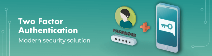 Two-Factor-Authentication - Two-Factor Authentication WordPress plugin