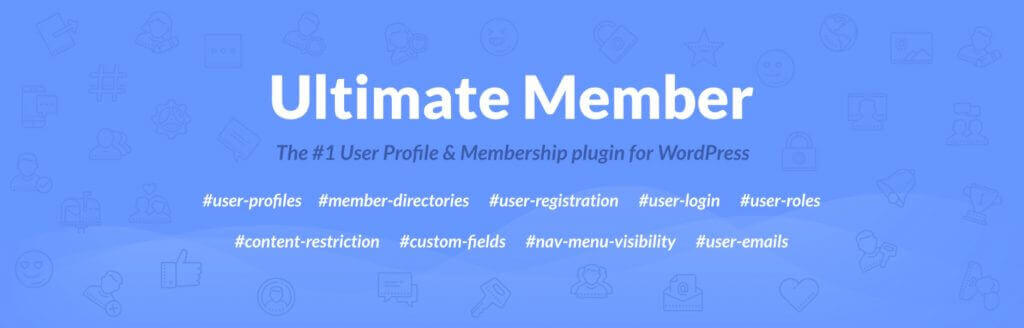 Ultimate Member - 5 Best Expert and Member Directory Plugins for WordPress