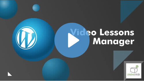 Lesson Manager - 8 Winning Tips On How To Create An E-Learning Environment on WordPress