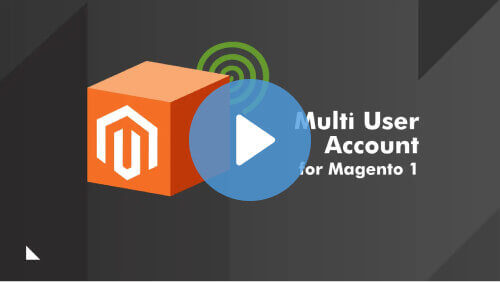 Multi User account for Magento 1 - 5 Essential Extensions For A Magento B2B Store