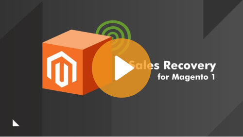 Sales Recovery For Magento - How To Use Our Magento Abandoned Cart Extension - Video Tutorial - Creative Minds Blog