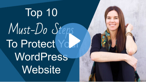 TOP 10 Protect WP Site - An Overview of WordPress Security: Statistics and Suggestions
