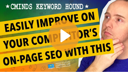 Creative Minds Blog-SEO Keyword Hound: Boost Productivity With Reports and Categories