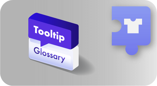 Tooltip Glossary Skins Add-On for WordPress by CreativeMinds