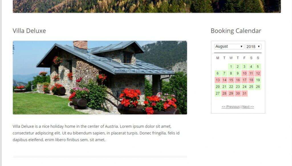 5 Best Booking Calendar Plugins for WordPress by CreativeMinds
