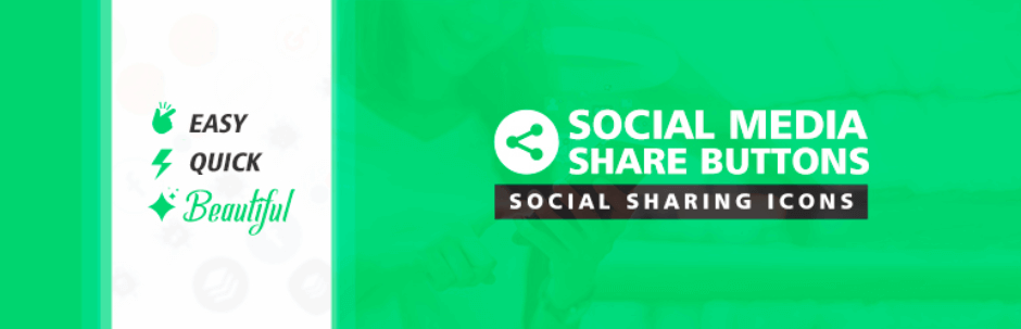 Social Media Share Buttons & Social Sharing Icons - 12 Top Free SEO and Content Marketing Tools for WordPress