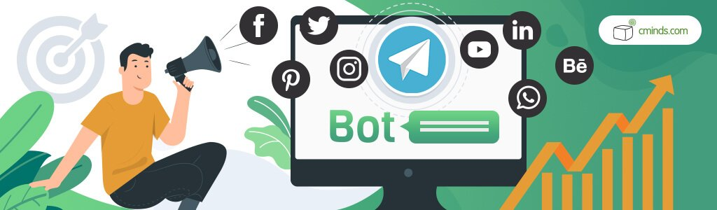 Marketing and Growth - 5 Best Practices of Using Telegram Bots | How To Use Bots