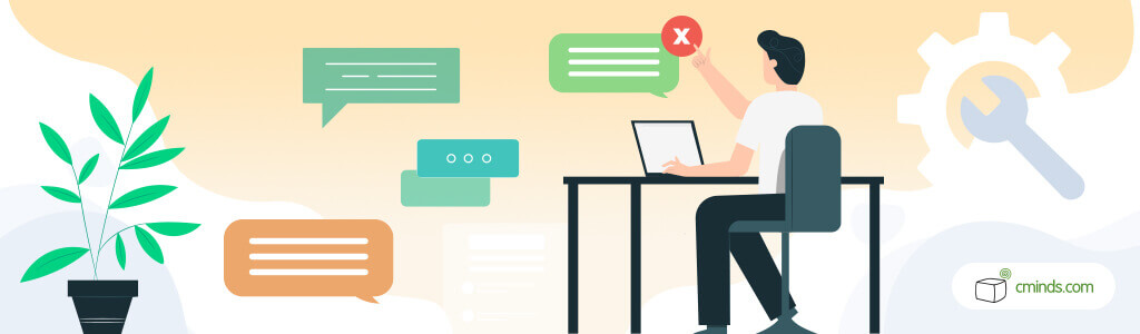 Comment Moderation - Keep Out! How to Stop Spam on Your WordPress Website