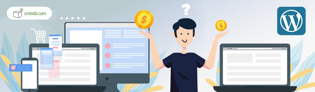 WordPress Cost - Yearly Cost of Maintaining a WordPress Site in 2020