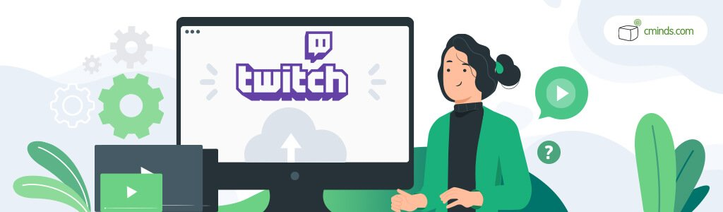 Twitch - Top Video Hosting Platforms Compared: Vimeo, Wistia, YouTube...