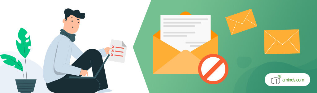 Stop Spam in a Few Simple Steps - Keep Out! How to Stop Spam on Your WordPress Website