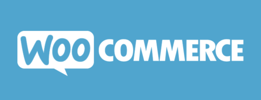The Woocommerce plugin logo.
