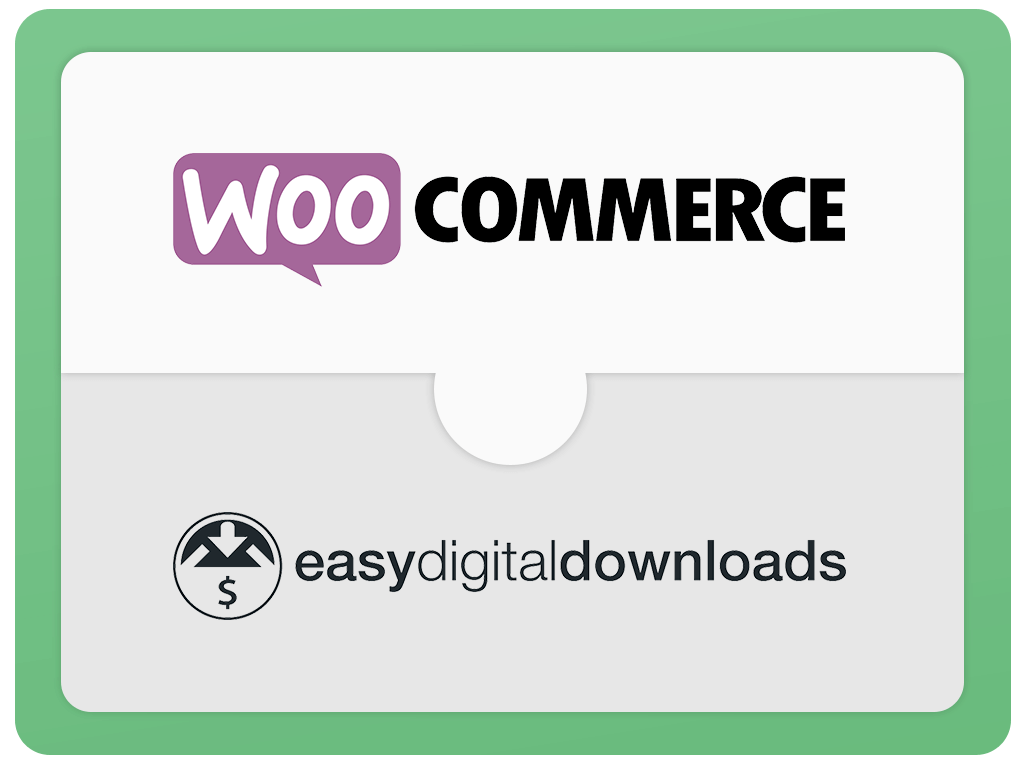 WooCommerce and Easy Digital Downloads Support