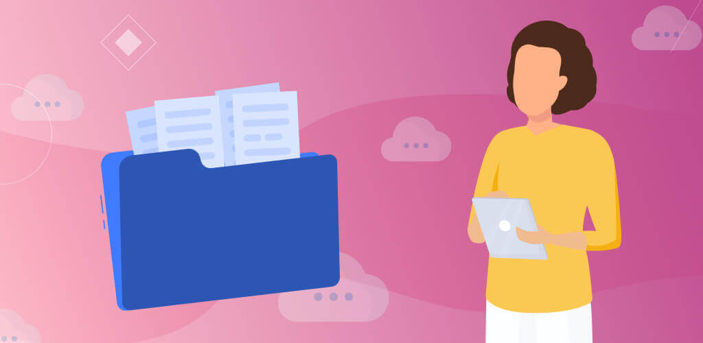 How to Create a File Sharing Website with WordPress - Creative Minds