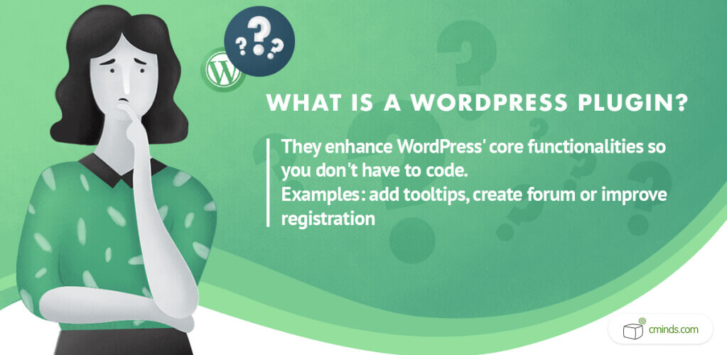 What Is A WordPress Plugin? - WordPress Plugins: A Visual Guide to Everything You Wanted to Know in 2020 - WordPress Plugins Guide