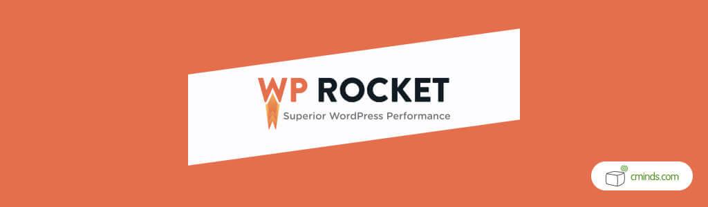 WP Rocket - Top 9 Essential WordPress Plugins (2021 Guide)