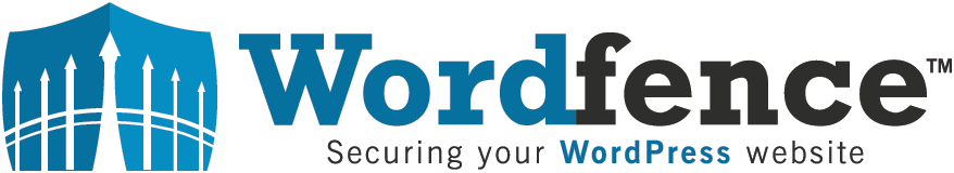 Logo of the Wordfence WordPress security plugin