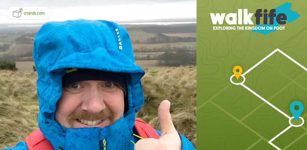 How Routes Manager Helps Him Building a Hiker Community in Scotland