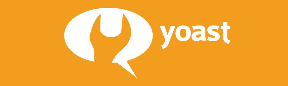 Logo for the SEO Yoast WordPress plugin