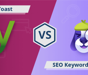 Yoast vs SEO Keyword Hound blog banner