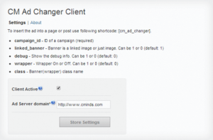 WordPress ads plugin - CM Ad changer plugin by CreativeMnds