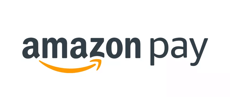 Image for the brand logo for Amazon pay, a compatible Magento payment gateway