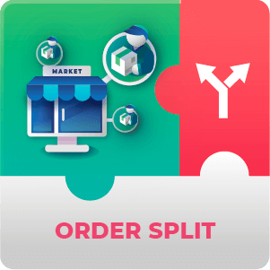 Order Split AddOn for Marketplace M2