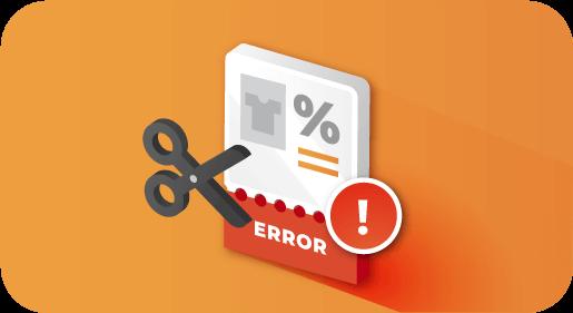 M1 Custom Coupon Code Error Messages
