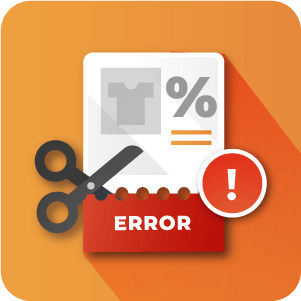 Custom Coupons Error Message Extension for Magento