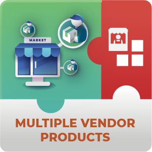 Multiple Vendor Products Addon for Magento 2